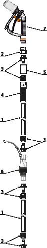 LPG przewód